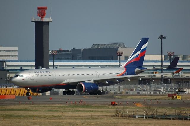アエロフロート・ロシア航空 Airbus A330-200 1