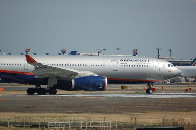アエロフロート・ロシア航空 Airbus A330-200 3