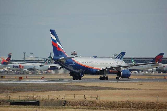 アエロフロート・ロシア航空 Airbus A330-200 4