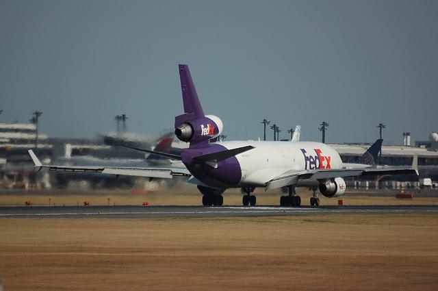 FedEx MD-11F 4