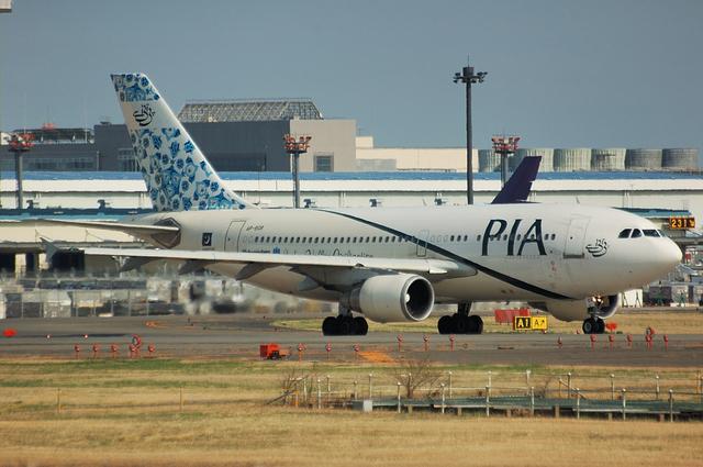 Pakistan International Airlines Airbus A310-300(ET) 1