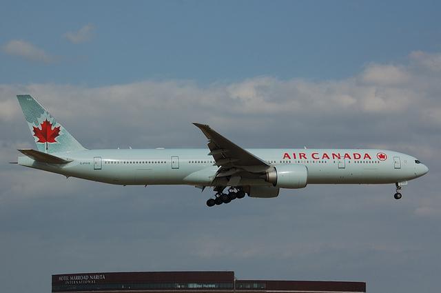 AIR CANADA Boeing777-300ER 2