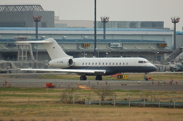 Bombardier BD-700-1A10 Global Express  1