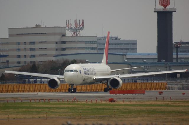 JAL Boeing767-300ER One World 1