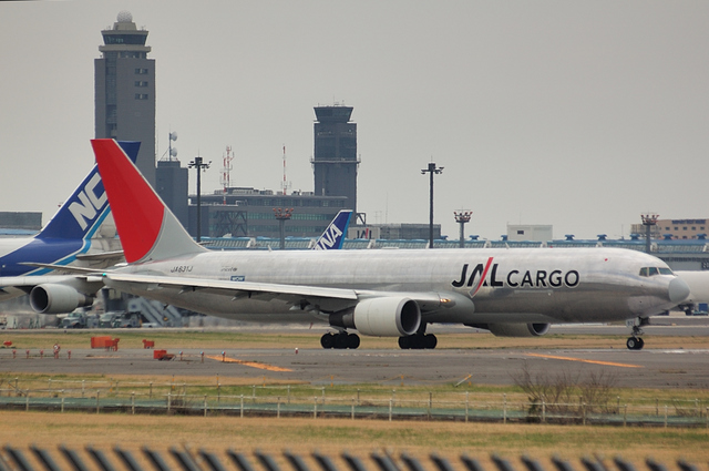 JAL Boeing767F CARGO