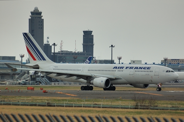 エールフランス Airbus A330