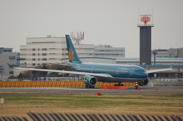 Vietnam Airlines Airbus A330-200 2