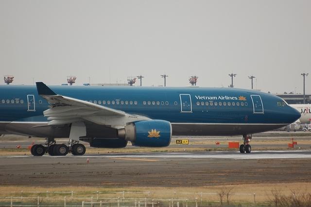 Vietnam Airlines Airbus A330-200 4