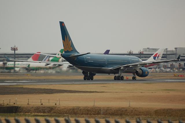 Vietnam Airlines Airbus A330-200 5