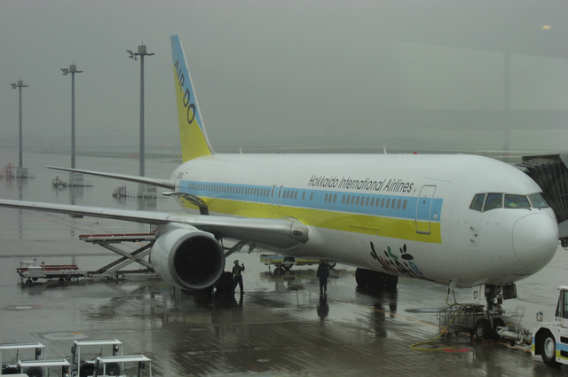 AIR DO Boeing767-300(JA01HD)
