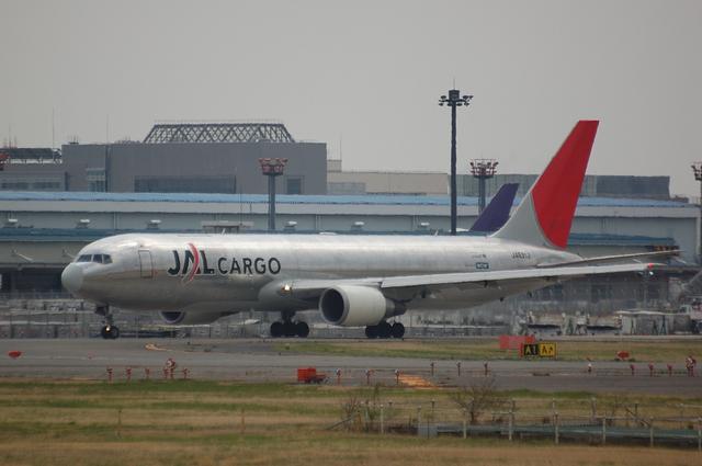 JAL Boeing767F(JA631J)