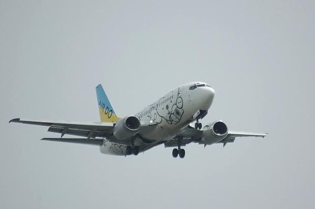 ベア・ドゥ Boeing737 1