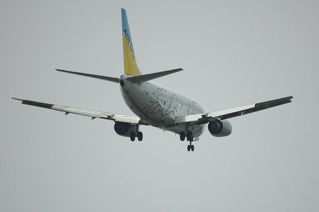 ベア・ドゥ Boeing737 4