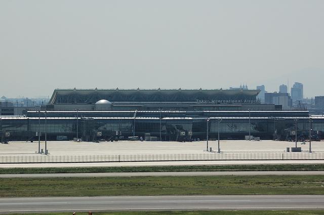 羽田空港 新国際線ターミナル