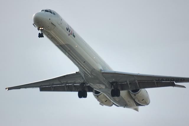 JALのMD-90-30