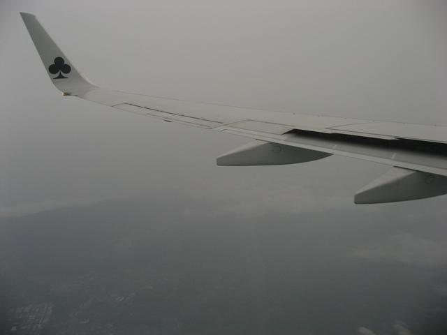 SKYMARK Boeing737-800 主翼