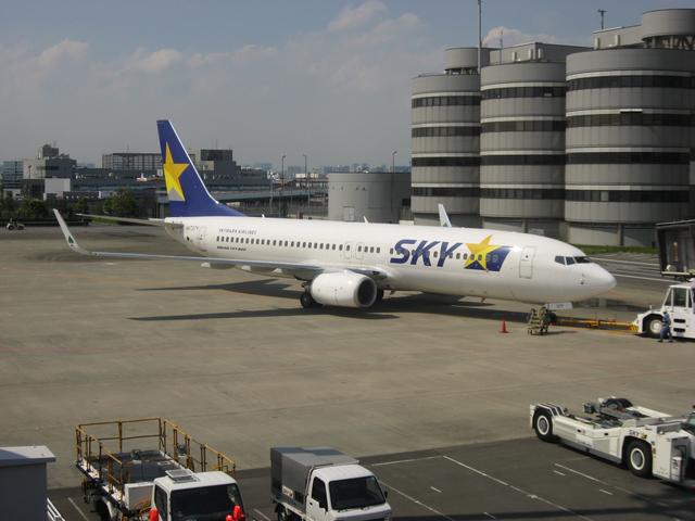 SKYMARK Boeing737-800 1