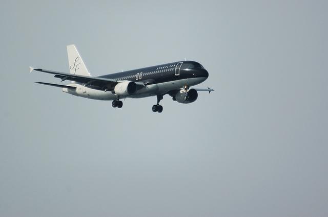 SFJ Airbus A320 1
