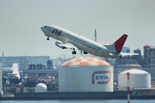 JTA Boeing737-400