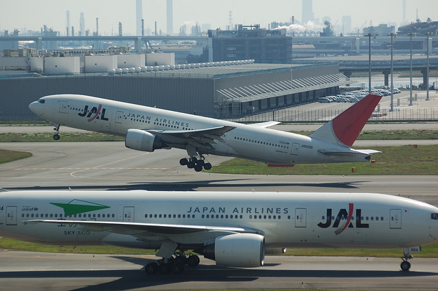 JAL Boeing777