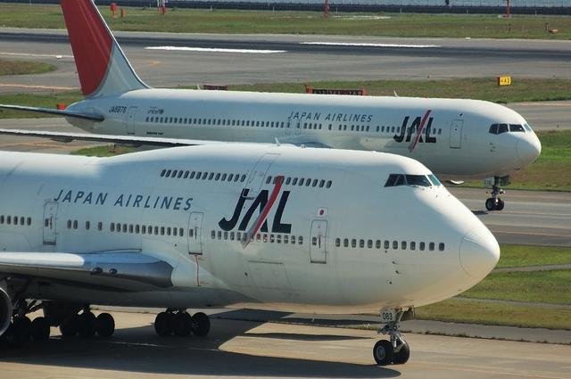 Boeing747とBoeing767