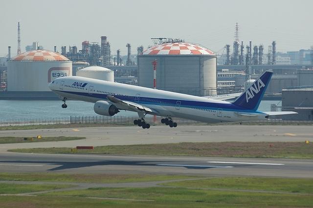 ANA Boeing777-300 4