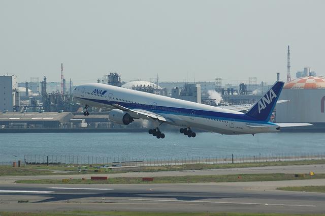 ANA Boeing777-300 5