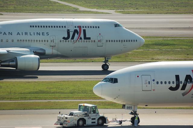 Boeing747とBoeing777