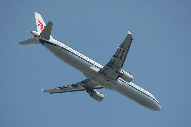 AIR CHINA A321-200 2