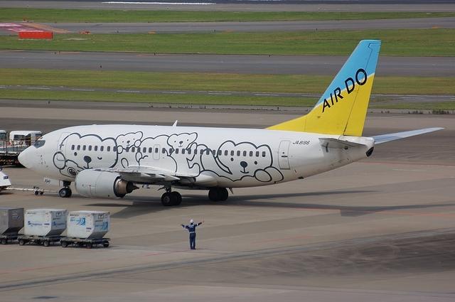 ベア・ドゥ Boeing737-500 1