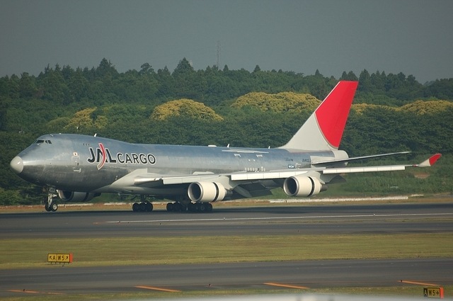 JAL CARGO Boeing747-400F 1