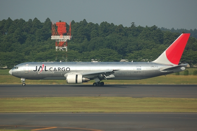 JAL CARGO Boeing767-300F 2