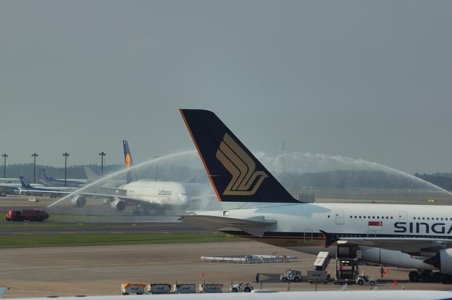 ルフトハンザ Airbus A380 4