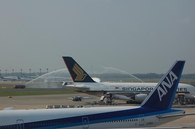 ルフトハンザ Airbus A380 5