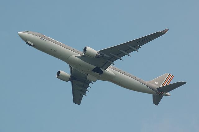 アシアナ航空のAirbus A330-300