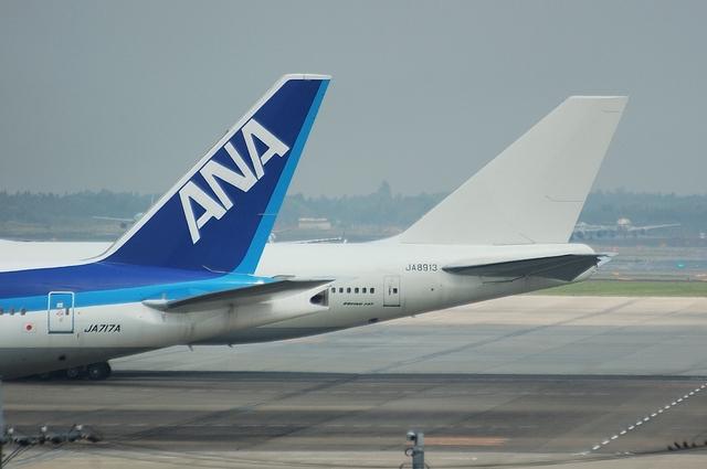 JAL Boeing747 JA8913