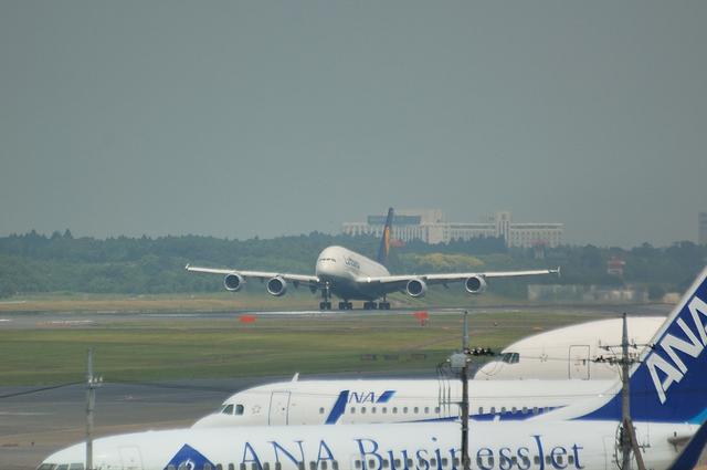ルフトハンザ Airbus A380 1