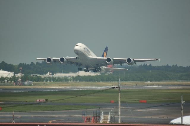 ルフトハンザ Airbus A380 3