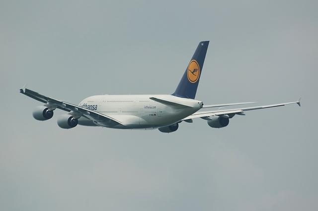 ルフトハンザ Airbus A380 7