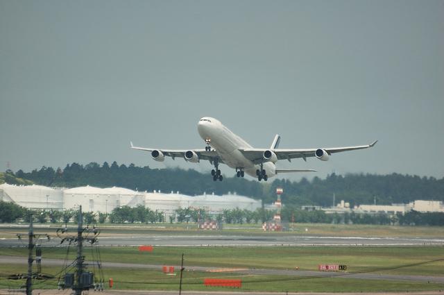 AF Airbus A340-300 1