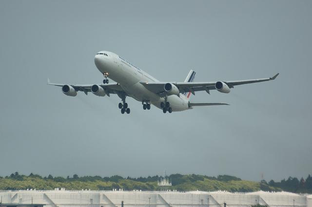 AF Airbus A340-300 2