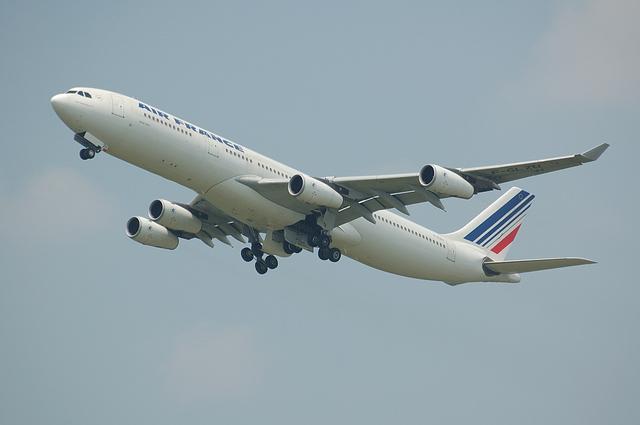 AF Airbus A340-300 3