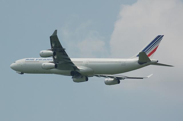 AF Airbus A340-300 4
