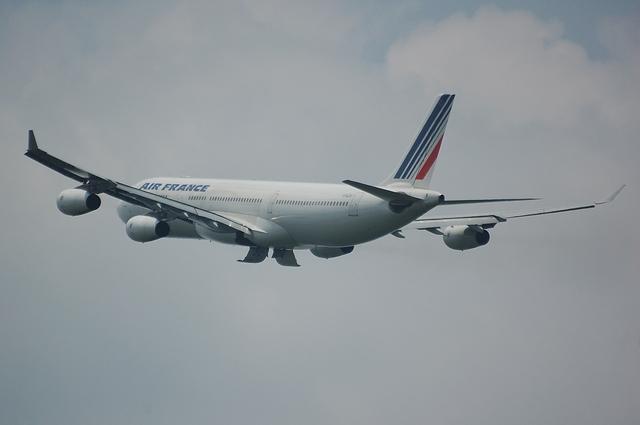 AF Airbus A340-300 5