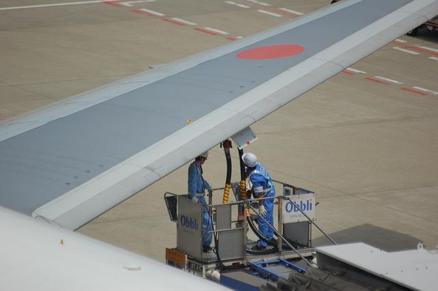 空港地上スタッフ 3