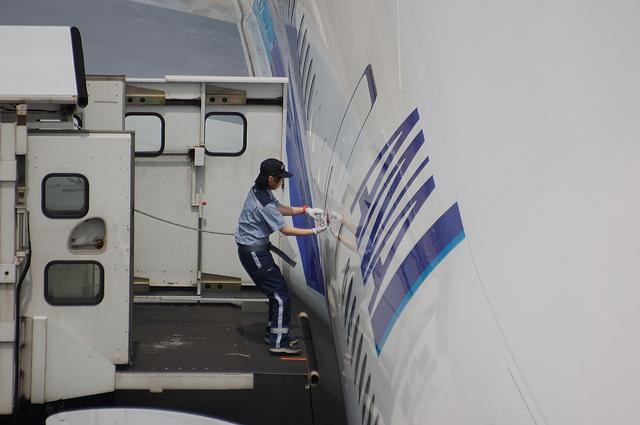 Boeing777 Door Open 3