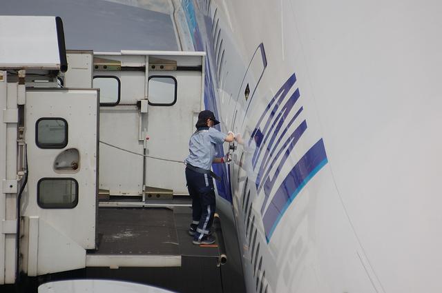 Boeing777 Door Open 4