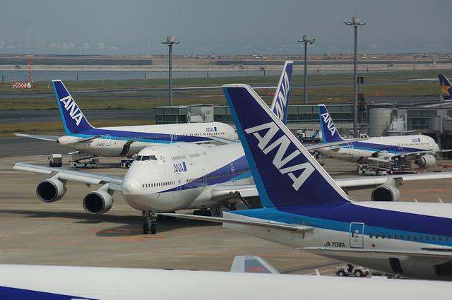 747と777と767と320