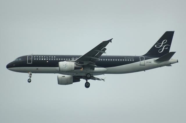SFJ A320 3