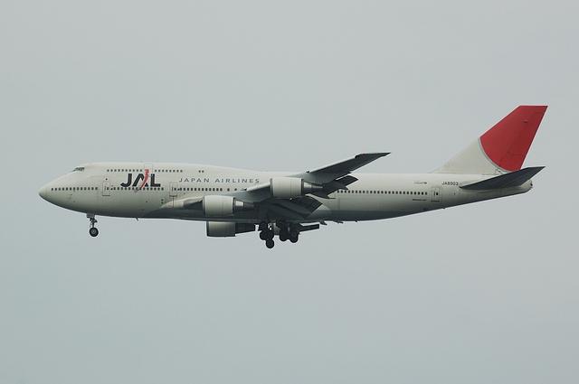 JALジャンボ アプローチ 3